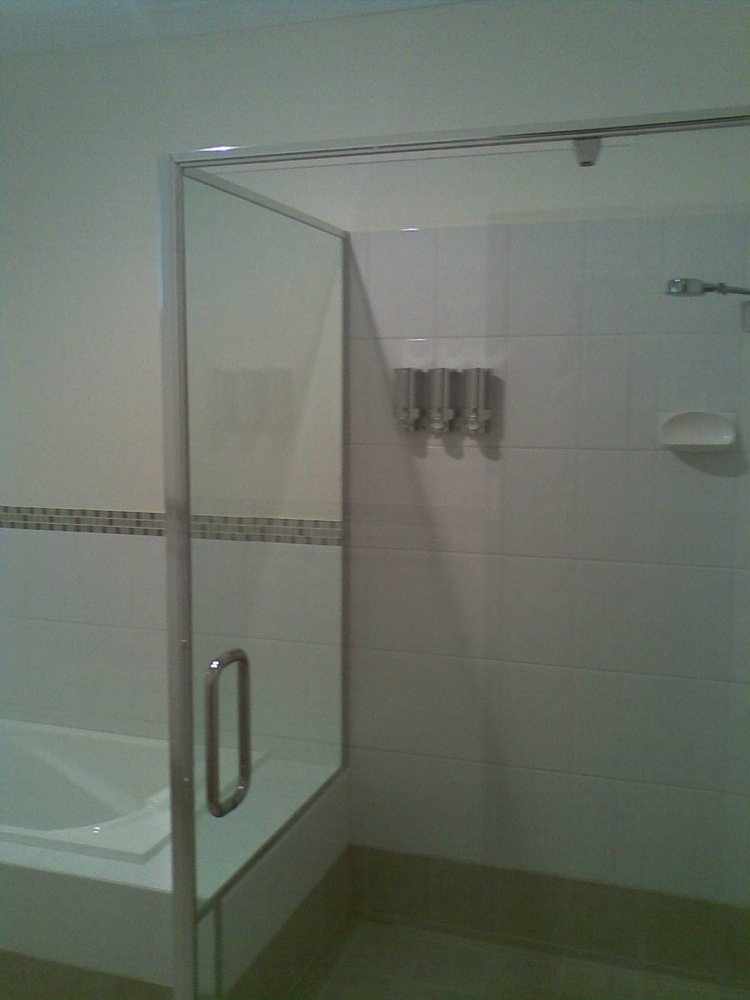 Mirage Semi Frameless Shower Screens