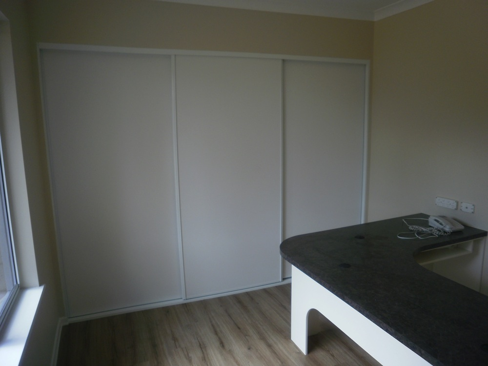 Sliding Robe Doors